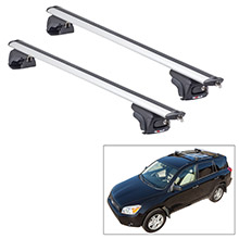 ROLA Rbu series roof rack w/removable mount - bar length 47-1/4 inch  (1200mm)