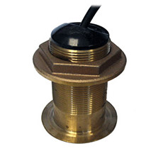 FURUNO 520-BLD Bronze Thru-Hull, Low Profile,Transducer,600w,10-Pin