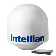 INTELLIAN T110w global system w and 413 inch reflector worldview lnb
