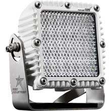 RI RIGID IND M-q2 series 60 degree diffused spreader light - single