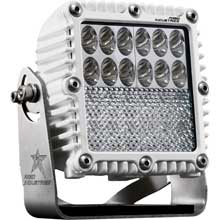 RI RIGID IND M-q2 series driving/downward diffused spreader light- single