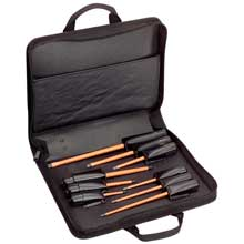 KLEIN TOOLS 9piece insulated screwdriver kit