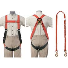 KLEIN TOOLS Fall arrest harness set- klein-lite