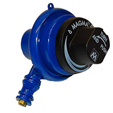MAGMA Control Valve/Regulator - Type 1 - Low Output f/Gas Grills