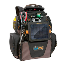WILD RIVER Tackle tek nomad xp lighted backpack w/usb charging system, sp01 solar kit trays