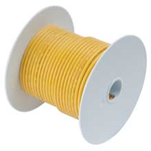 ANCOR Yellow 50ft 2/0 awg battery cable tinned copper