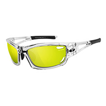 TIFOSI OPTICS Dolomite 2.0 interchangeable sunglasses - clarion mirror collection - crystal clear
