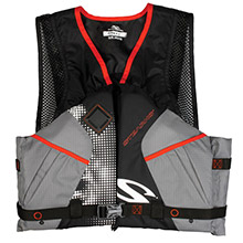 Stearns 2200 comfort series  adult life vest pfd - black - small