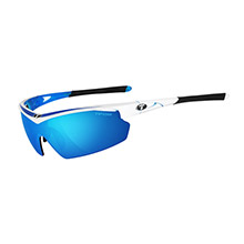 TIFOSI OPTICS Talos interchangeable sunglasses - clarion mirror collection - race blue