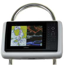 NavPod GP2201 sailpod pre-cut f/garmin 1020/1020xs/1040xs f/12inch  wide guard