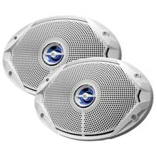 JBL Ms9520 6 x 9 coaxial speakers white