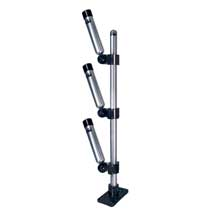 BIG JON Multi-set triple rod holder tree