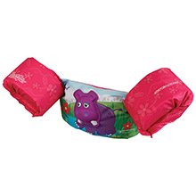 STEARNS Puddle jumper bahama series - hippo 3d