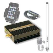 Digital Antenna Da4600 marine cell booster system with 288-pw