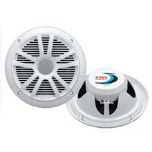 BOSS AUDIO Mr6w 6.5inch dual cone marine speaker
