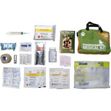 ADVENTURE Trail dog first aid kit
