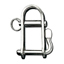RONSTAN Halyard shackle - 4.8mm(3/16 inch ) pin