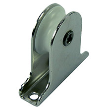 Ronstan Single lead block - 29mm(1-3/32 inch ) sheave diameter