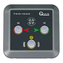 QUICK Tdc1022 thruster push button controller