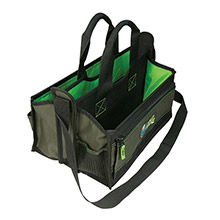 WILD RIVER Multi-tackle open top bag w/o tray