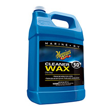 MEGUIARS Boat/RV Cleaner Wax - Liquid 1 Gallon
