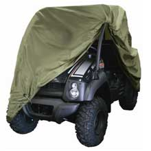 DALLAS MFG CO. Utv cover - 150d polyester - water repellent - olive drab