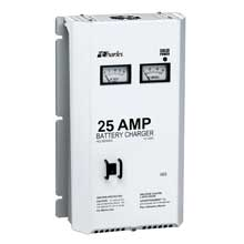 CHARLES Hq series battery charger - 25 amp - 12v - 220vac