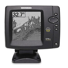 HUMMINBIRD Fishfinder 570 DI Down Imaging