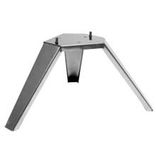 KUUMA PRODUCTS Kettle grill leg base for table top use