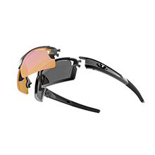 Tifosi Optics Escalate f.h. sunglasses - gloss black