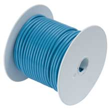 ANCOR Light blue 100ft 14 awg tinned copper