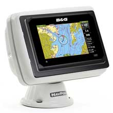 NAVPOD Powerpod pre-cut f/simrad go7 and b,g Vulcan 7