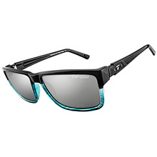 TIFOSI OPTICS Hagen xl smoke lens sunglasses - blue fade