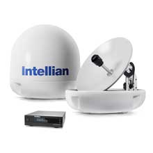 Intellian I5 us system - 20.8inch dish w/all-americas lnb