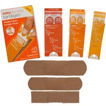 Adventure Easy access bandages assorted pk 30 count