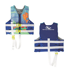 STEARNS Puddle jumper child hydroprene life vest - walrus