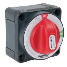 BEP Pro installer 400a double pole battery switch