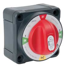 BEP Pro installer 400a selector battery switch