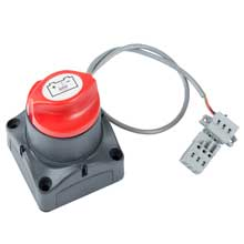 BEP Remote operated battery switch czone optimised wago