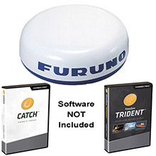 NOBELTEC Furuno PC-Radar Navigation Solution Preconfigured f/