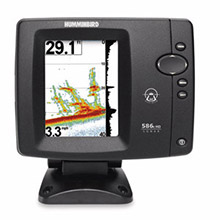 HUMMINBIRD Fishfinder 586c HD