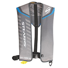 STEARNS Fastpak 24g manual inflatable life vest - blue