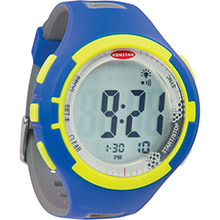 RONSTAN Clear start sailing watch - 50mm (2 inch ) - blue/lime
