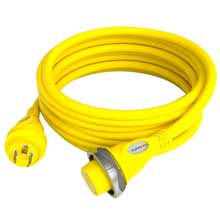 FURRION 30a 125v marine cordset 50ft yellow