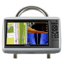 NavPod GP2050-09 sailpod pre-cut f/garmin echomap,trade  92sv/93sv/94sv/95sv f/12inch  wide guard