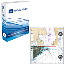 Nobeltec TZ Navigator Upgrade From Legacy Products - VNS/Admiral - Digital Download