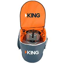KING Carry bag for tailgater , quest antennas
