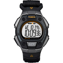 TIMEX Ironman core 50-lap full-size - black/gray