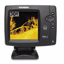 HUMMINBIRD Fishfinder 596c HD DI Down Imaging