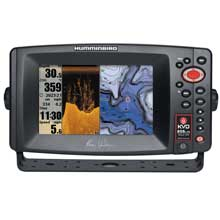 HUMMINBIRD 859ci HD DI Combo KVD w and TM Transducer